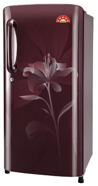 LG 235 L 5 Star Inverter Direct Cool Single Door Refrigerator: Best Refrigerator Under 25000