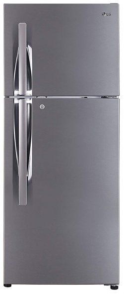 LG 260 L 4 Star Frost Free Double Door Refrigerator: Best Refrigerator Under 25000