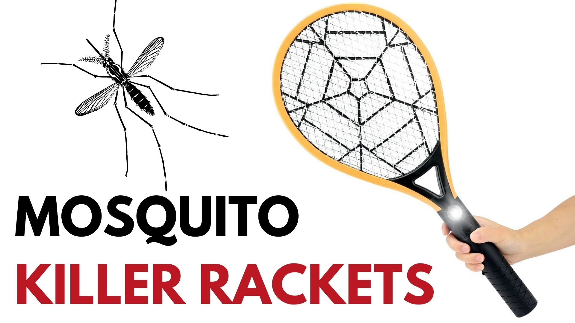 Mosquito Killer Rackets