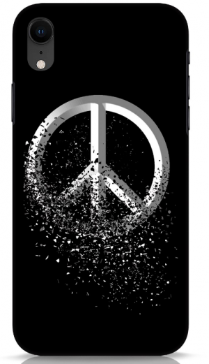 Peace Dispersion Mobile Cover: iPhone Xr Cover