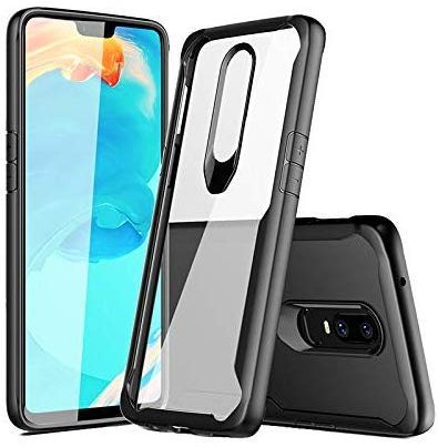 Plus Bumper Case: Oneplus 6 Back Cover