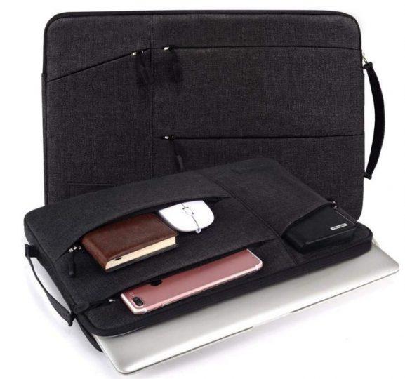 """Red Lemon Hybrid Sleeve 15.6"""" for Laptop: Laptop Bag"""