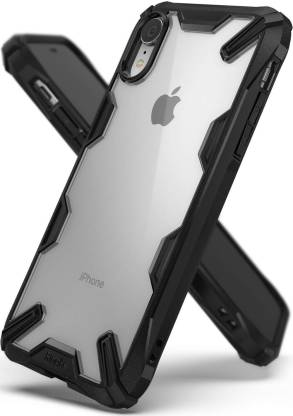 Ringke Back Cover (Black): iPhone Xr Cover