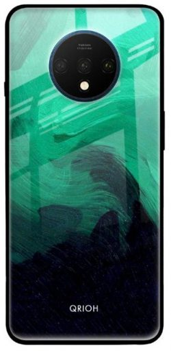 Scarlet Amber Glass Case for OnePlus 7T: Best OnePlus 7T Cover