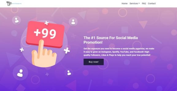 Social Packages - buy facebook likes