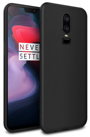 Tarkan Royal Soft Case: Oneplus 6 Back Cover