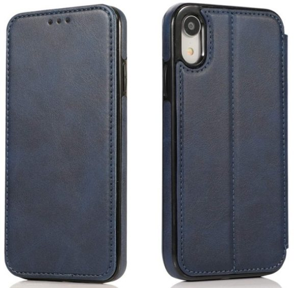 Techstudio Magnetic Flip Cover: iPhone Xr Cover