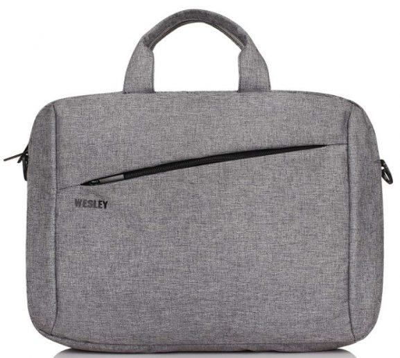 Wesley Office Laptop/Notebook/MacBook Bag: Laptop Bag