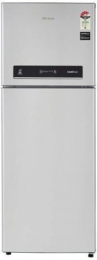 Whirlpool 265 L 4 Star Inverter Frost-Free Double-Door Refrigerator: Best Refrigerator Under 25000