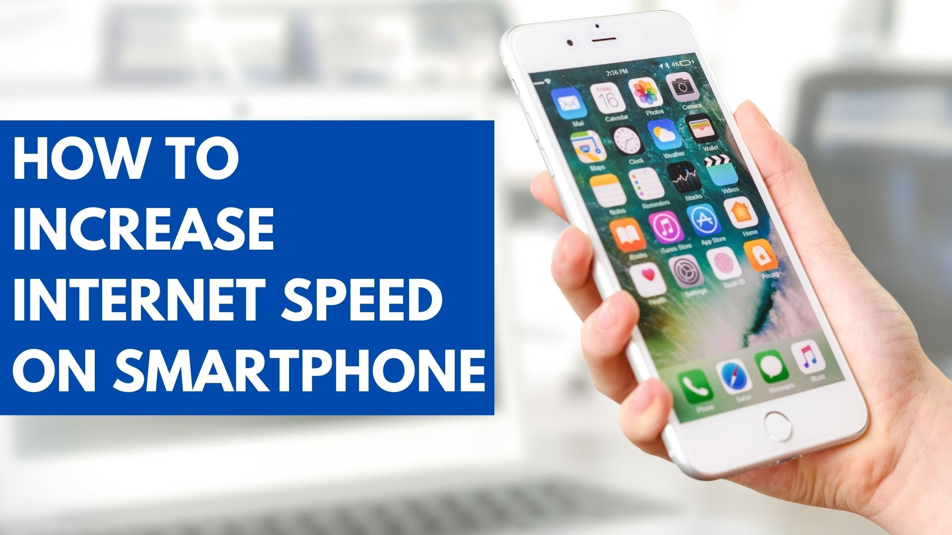 how to increase internet speed on your mobile phone