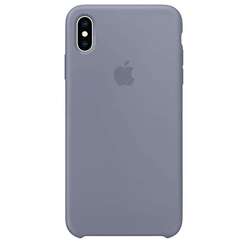 iPhone XR Premium Silicone Cases - (Lavender Gray)