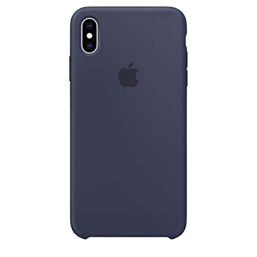 iPhone XR Premium Silicone Cases - (Midnight Blue)
