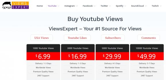 viewsexpert - buy youtube views