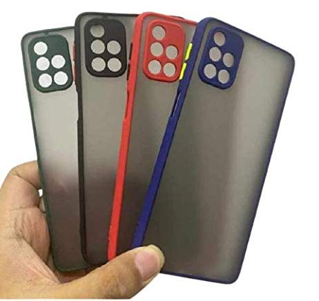 AISK Protective Sleek Back Cover: Samsung M01 Core Cover