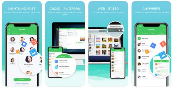 AirDroid: Mobile Cleaner App