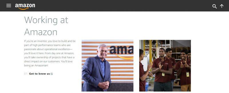 Amazon.in: E-Commerce Website