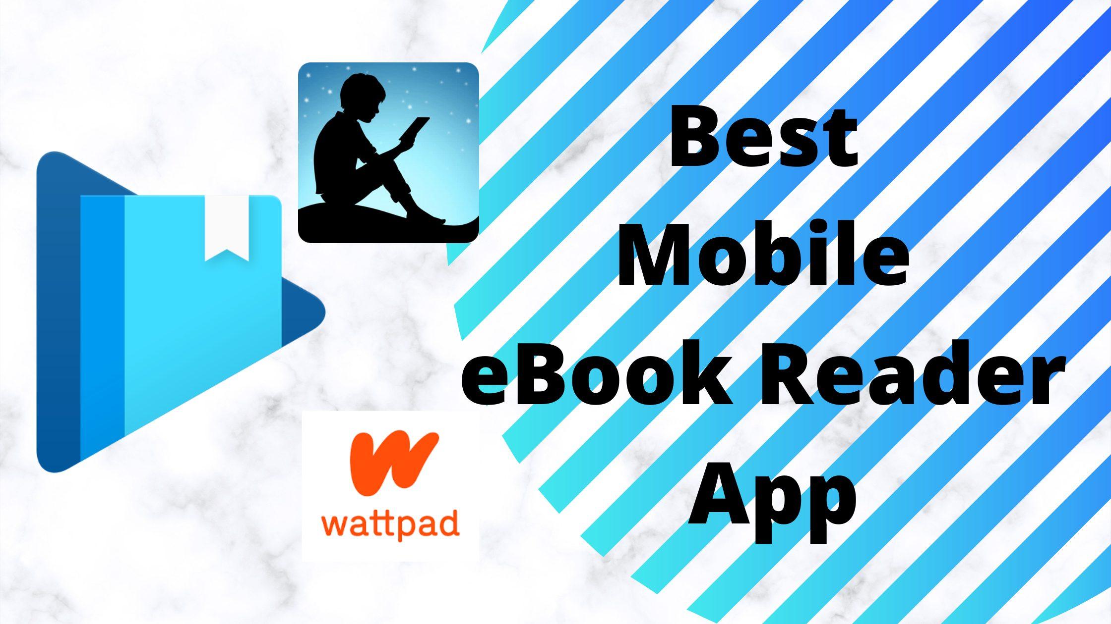 Best Mobile eBook Reader App