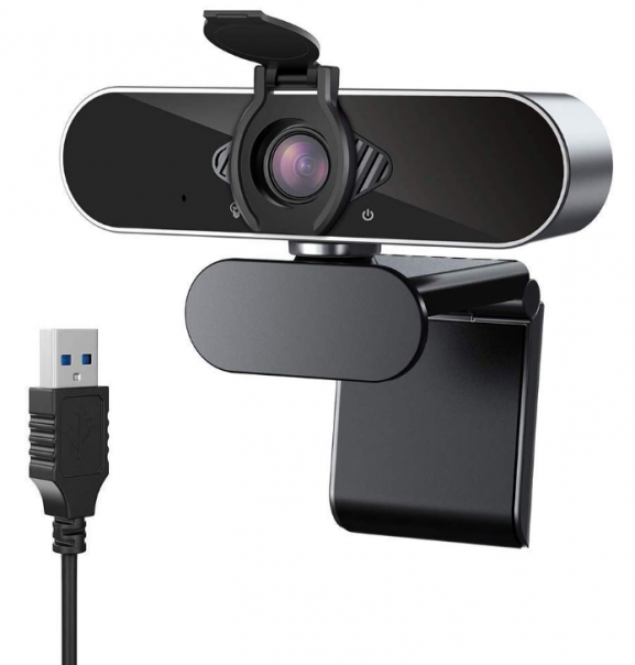 CASE U HW1 1080P Webcam: Webcam
