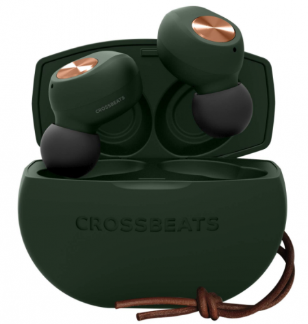 CROSSBEATS Pebble 2020 Wireless Earbuds: Alternative To Apple Airpods