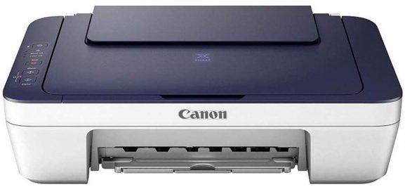 Canon PIXMA E477 All-in-One Colour Printer: Printer