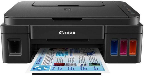 Canon Pixma G3000: Printer