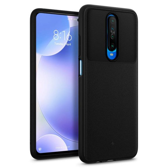 Caseology Vault Poco X2 Back Cover Case: Back Case for Redmi Poco X2