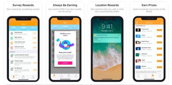 CashKarma: Money Making App