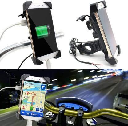 Ceuta Mobile Phone Holder: Mobile Holder for Bike