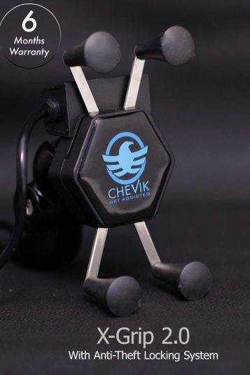 Chevik X Mobile Holder: Mobile Holder for Bike