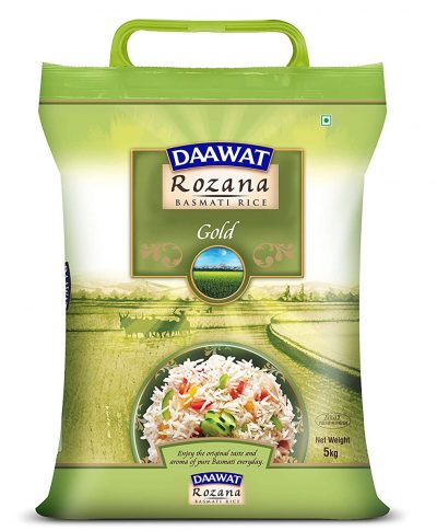 DAAWAT Basmati Rice: Rice Brand