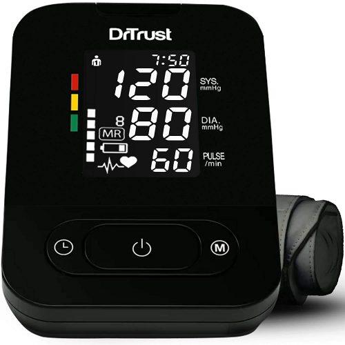 Dr Trust Smart Digital Blood Pressure Machine: Blood Pressure Monitor