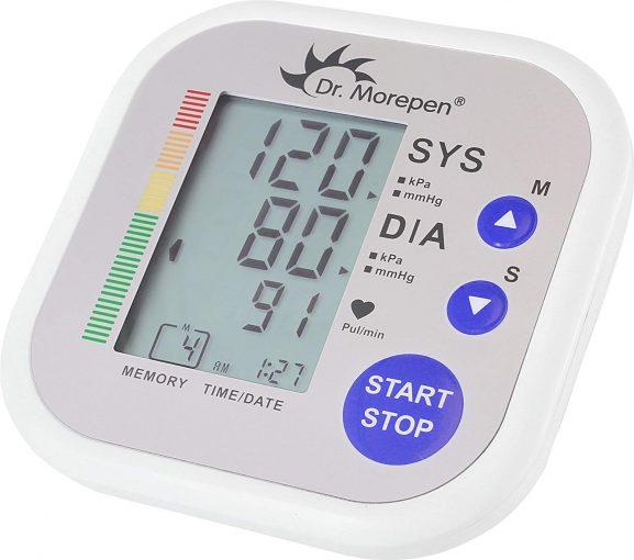 Dr.Morepen Blood Pressure Monitor BP: Blood Pressure Monitor