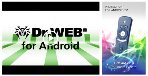 Dr.web Mobile Security App