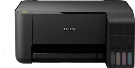 Epson Eco Tank L3101 All-in-One Ink Tank Printer: Printer