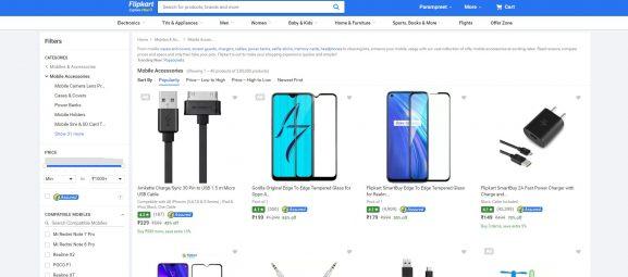Flipkart Mobile Accessories