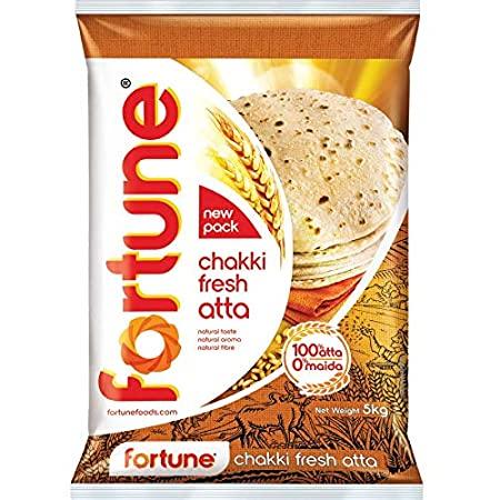 Fortune Chakki Fresh Atta: Atta Brand
