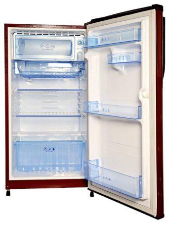 Gem 180 L 2 Star Single Door Refrigerator: Refrigerator Under 10,000