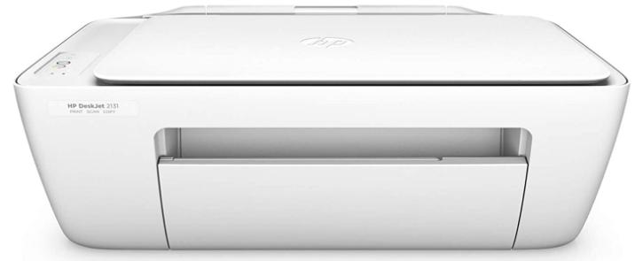 HP DeskJet 2131 All-in-One Inkjet Colour Printer: Printer