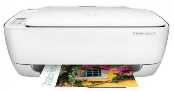 HP DeskJet 3636 All-in-One Printer: Printer