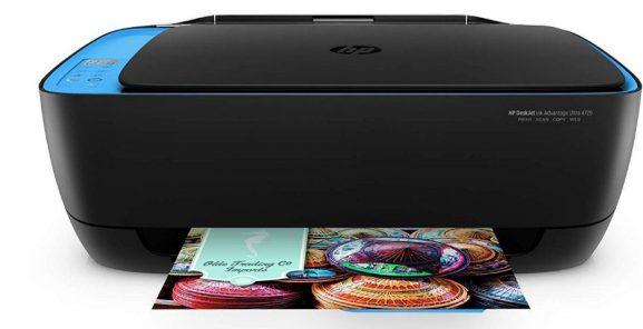 HP DeskJet 4729 Printer: Printer
