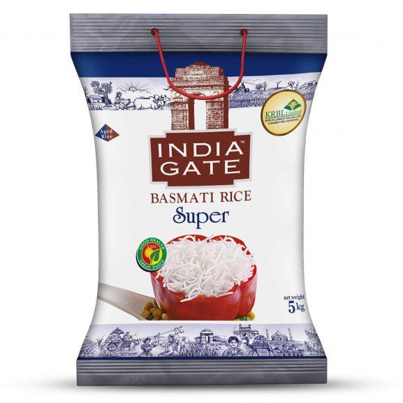 India Gate Basmati Rice: Rice Brand