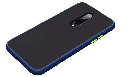 IronWolf Smoke Case: Back Case for Redmi Poco X2