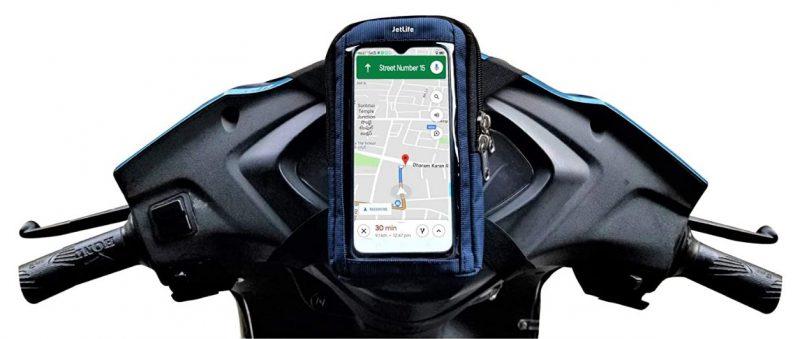 Jetlife Mobile Holder: Mobile Holder for Bike