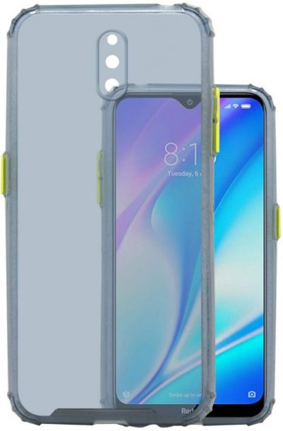 Jkobi Case Cover for Redmi 8A Dual - Blue: Redmi 8A Dual Back Cover