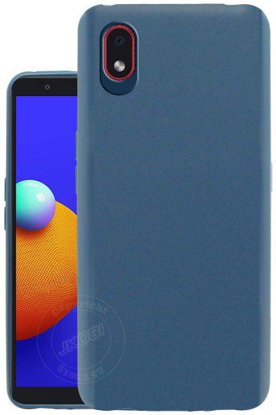 JkobiSoft Back Case Cover: Samsung M01 Core Cover
