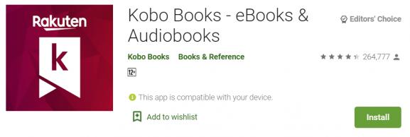 Kobo book - best E-book reader app.png