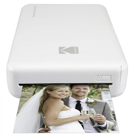 Kodak Mini HD Wireless Printer: Portable Photo Printer