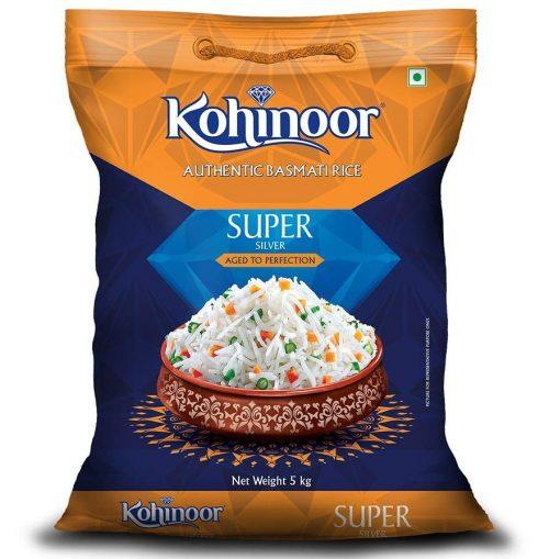 Kohinoor Basmati Rice: Rice Brand