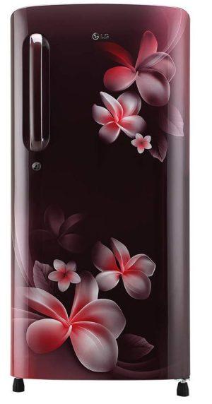 LG 190 L 4 Star Single Door Refrigerator: Refrigerator Under 20,000