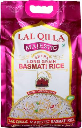 Lal Qilla Basmati rice: Rice Brand